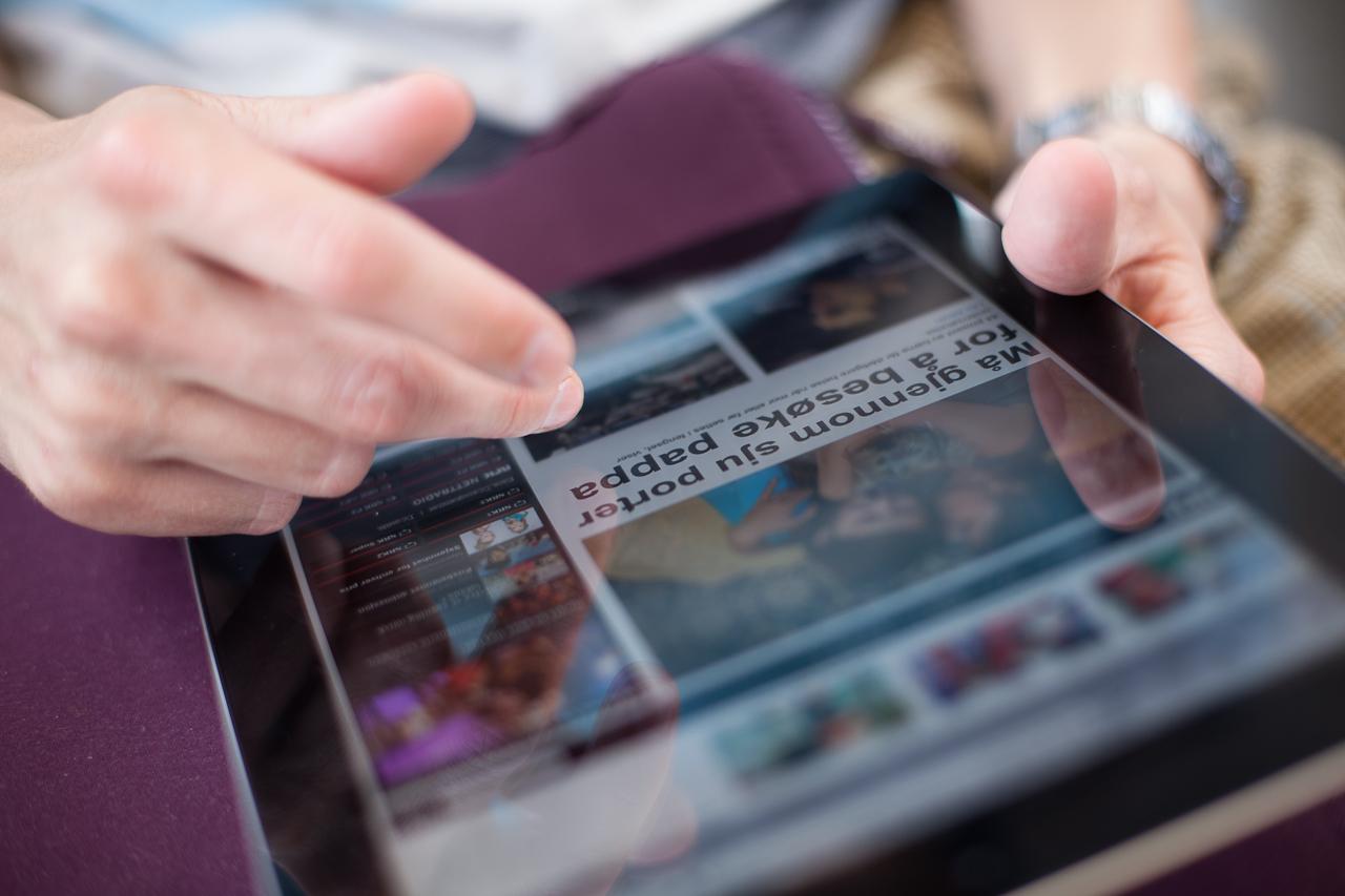 Hva tilbyr egentlig NRK på nett? (Foto: Øyvind Bye Skille CC: by nd 2.0).